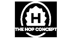 Hop Concept Logo